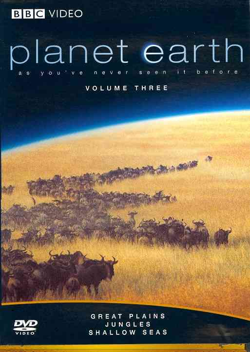 PLANET EARTH VOLUME 3:GREAT PLAINS/JU BY PLANET EARTH (DVD)